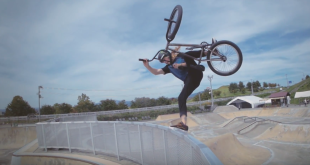 Watch Greg Illingworth in his Irritable Bowl Syndrome BMX edit