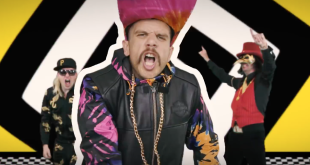 Jack Parow and De Kraaien release their Kattenkwaad Music Video