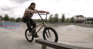 Enjoy a fun, chilled BMX edit of Jean-Richard Snoer and Justin Shepperson sessioning the Brightwater park