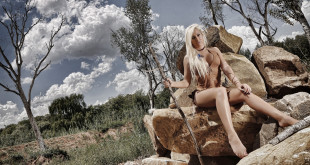 Meet our Far Cry Primal LW Babe of the Week Francesca Hirst