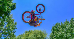 Review and results from the Green Meet BMX Jam