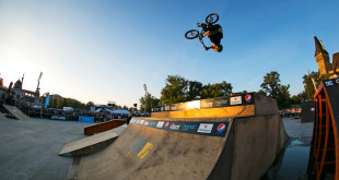 UK BMX rider Alex Coleborn Talks Ultimate X 2016