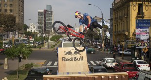 Interview with BMX rider Daniel Dhers about competing at Ultimate X 2016