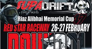 SupaDrift Series 01 kicks off at Redstart Raceway
