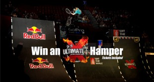 Win a hamper and tickets to Ultimate X 2016