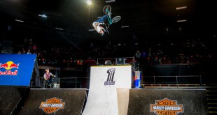 The insane Action Sports action from Ultimate X 2016