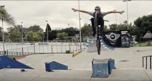Matthew Meyer BMX edit from his sessions in Pretoria and Joburg