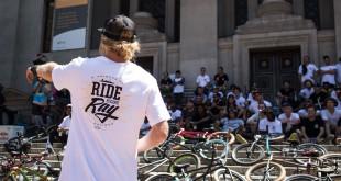 Watch the Ride 4 Ray BMX video, a tribute to Ray Malinga