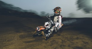 11 year old Camden Mc Lellan talks motocross