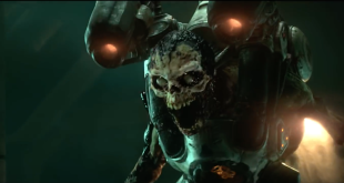 To celebrate the upcoming launch of DOOM, here's the live action cinematic trailer - Fight. Like. Hell.