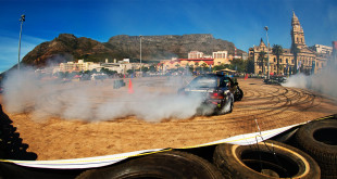 Race report and results from the inaugural DRIFT City from Cape Town