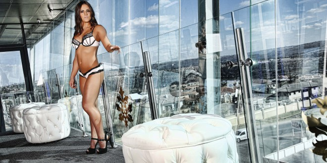 LW Babe Genevieve de Castro
