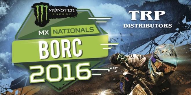 2016 SA Motocross Nationals Round 3 BORC