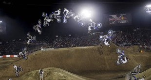 Watch 6 of the crazies Freestyle Motocross moments from the past years of Red Bull X-Fighters