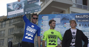 Casey Grant wins the SSA Ballito Trails