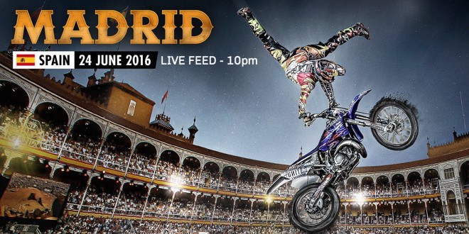 Red Bull X-Fighters Madrid Live Stream