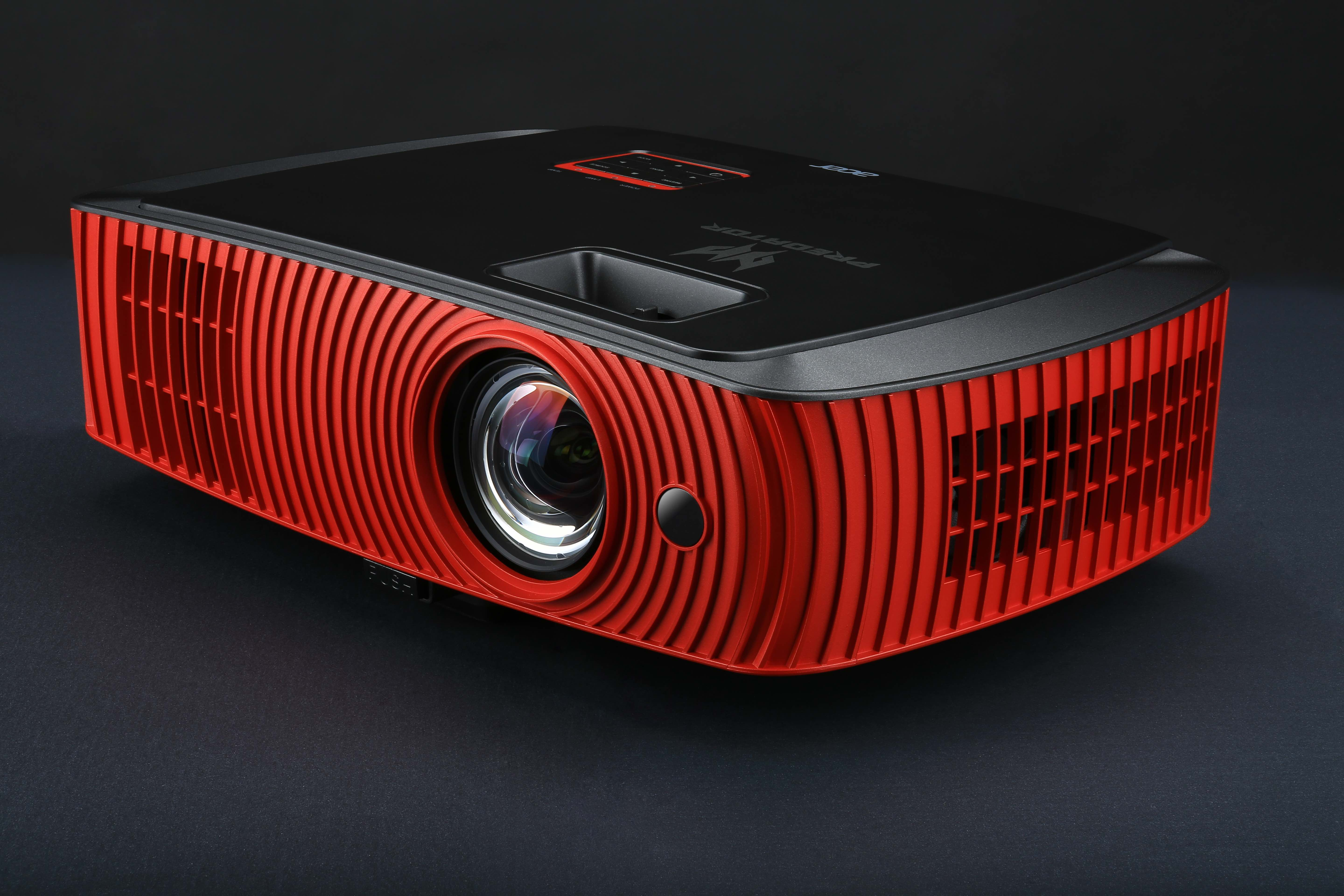 We review the awesome Predator Z650 Gaming Projector