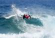 Jordan Maree surfing his way into the Final at the Billabong Junior Series