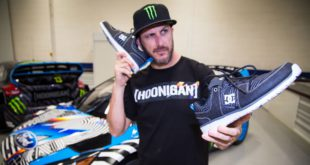 We bring you the 2016 DC Shoes Ken Block collection
