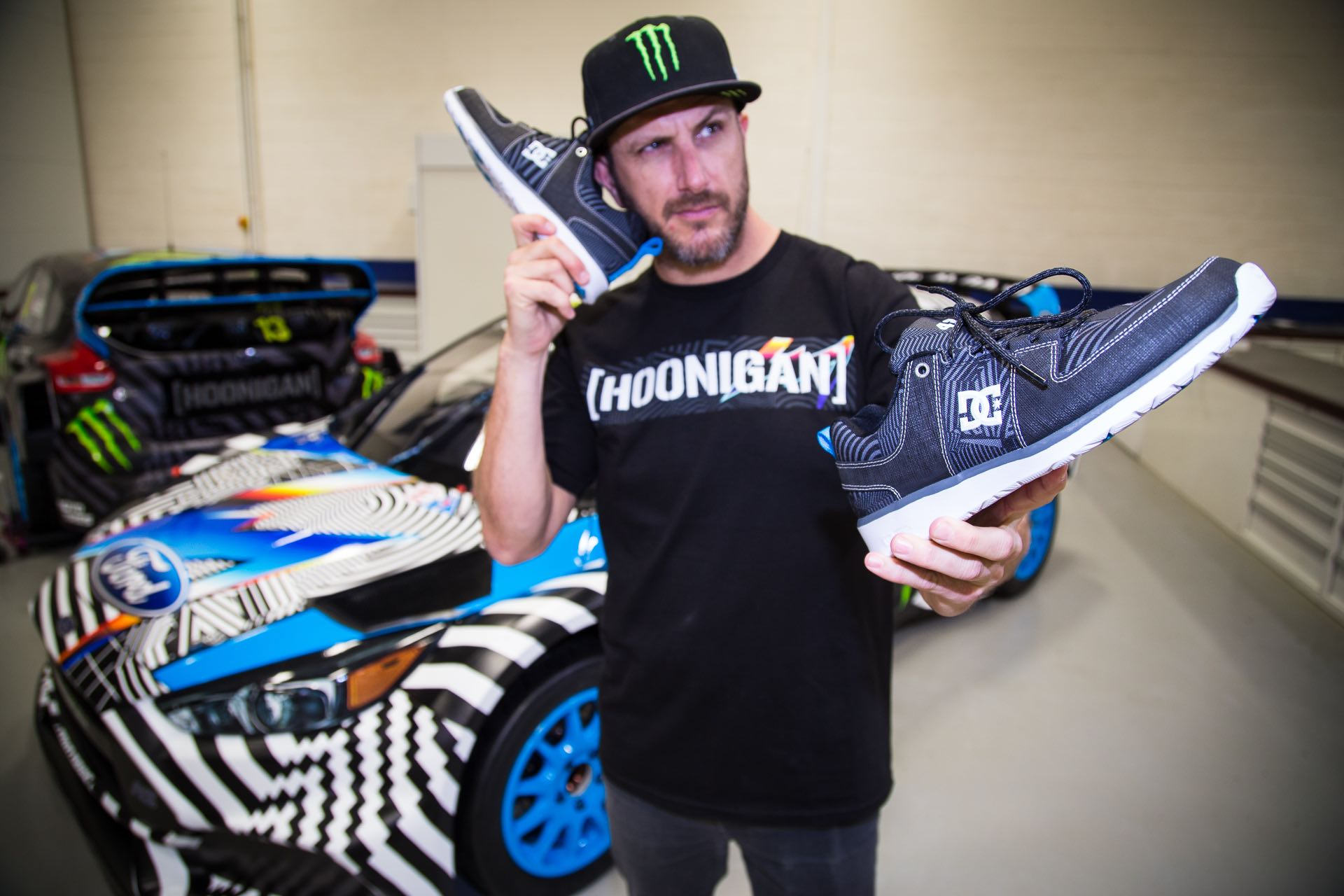 New Ken Block Shoes
