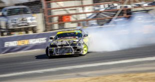 Zein Hussein drifting his way to victory at Round 4 of the 2016 SupaDrift Series