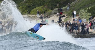 Mick Fanning surfing his way to victory at the 2016 J-Bay Open