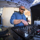 4 - DJ Raiko, selecting the tracks