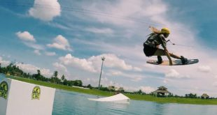 Cape Town based Candice Bacon spent some time wakeboarding at the CWC Wakepark in the Philippines during winter. The result? Some epic riding and this sweet edit: