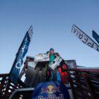 Ladies podium at Xperia Winter Whip 2016