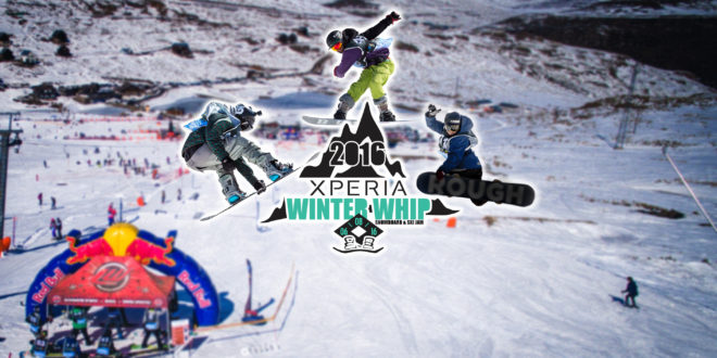 2016 Xperia Winter Whip Aftermovie