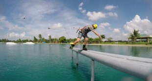 The perfect edit to get you amped for summer. Go wakeboarding with Jason Colborne as he sessions the CWC Wakepark during his recent trip to the Philippines: