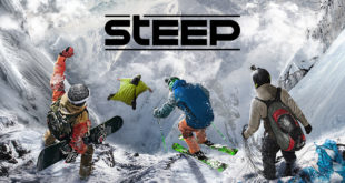 Drop onto mountain peaks and experience the exhilaration of Snowboarding, Skiing, Wingsuiting and paragliding in STEEP. The Mountain is yours: