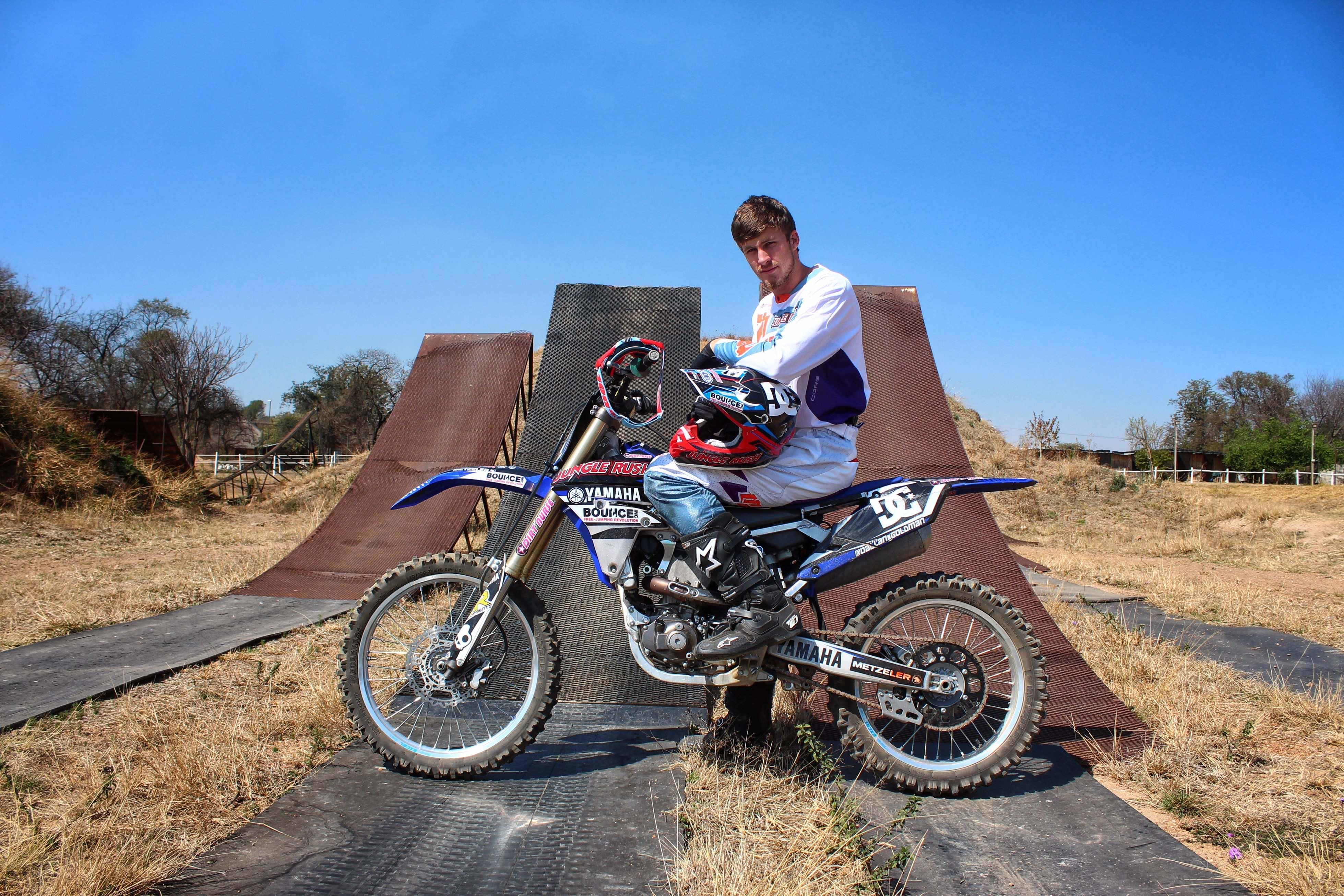 FMX Life with Dallan Goldman | Freestyle Motocross | LW Mag