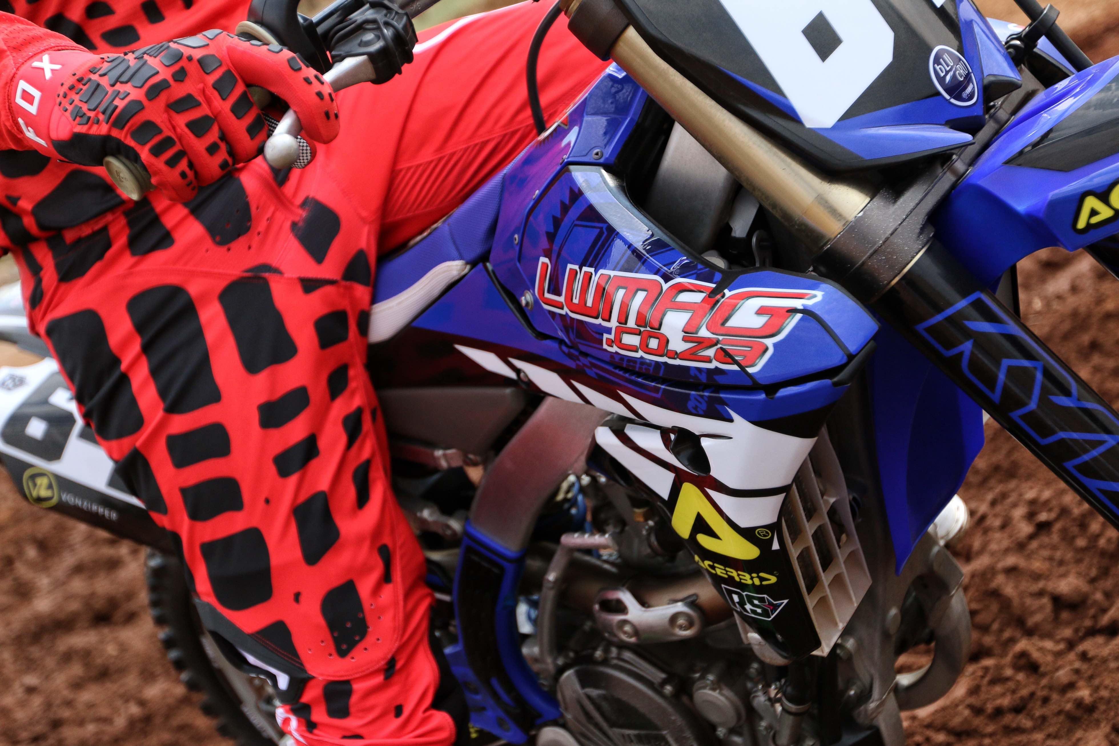 2017 Fox 360 Gear Set Review Motocross Lw Mag