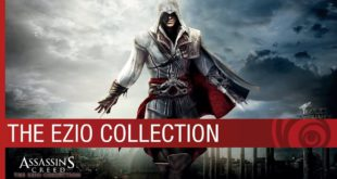 The most celebrated Assassin's Creed games come to current generation consoles with enhanced graphics in the Assassin's Creed The Ezio Collection: