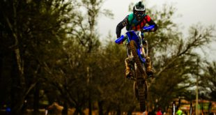 David Goosen claiming victory in both the MX1 and MX2 classes at Round 6 of the SA Motocross Nationals