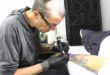Tattoo Artist feature with the talented Sean Perrins