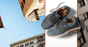 Product feature on the new DC Shoes Heathrow IA