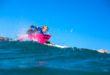 Max Elkington surfing his way to the Billabong Junior Series final