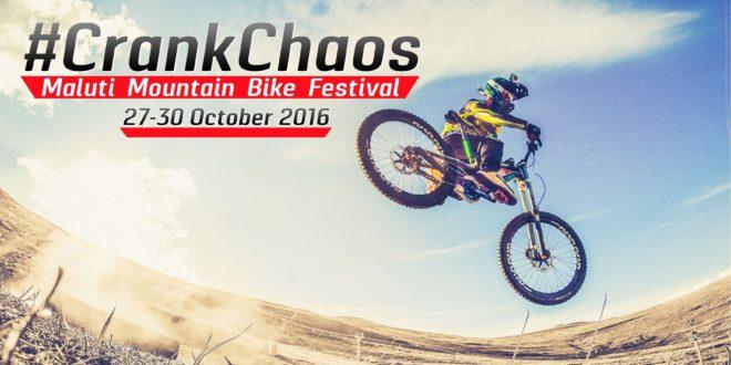 #CrankChaos Maluti Mountain Bike Festival
