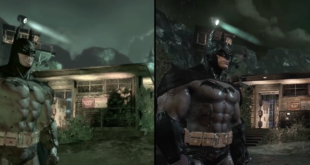Watch the Side-by-Side Comparison Video for Batman: Return to Arkham featuring remasters versions of Batman: Arkham Asylum and Batman: Arkham City:
