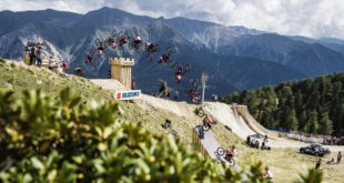 Adolf Silva wins the 2016 Suzuki Nine Knights MTB contest