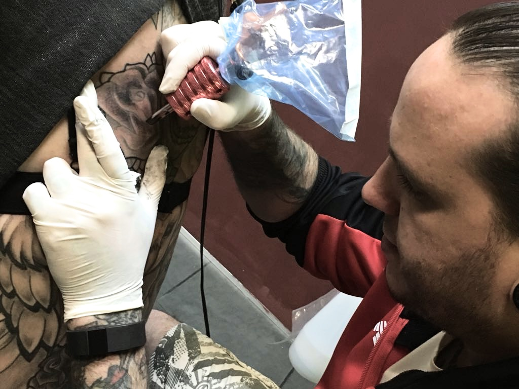 We talk tattoos with our Tattoo Artist of the Week Alastair Magee