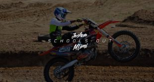Schools Out motocross video and interview with Joshua Bubba Mlimi