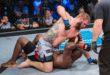 Andrew van Zyl vs Elvis Moyo at EFC 54 showcasing the best of MMA