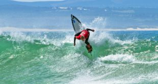 Wrap up from the opening day of surfing at the 2016 Billabong SA Junior Champs