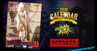 Go behind the scenes on our 2016 LW Mag Calendar shoot with our Miss October Calendar Girl, Greer Marthinusen.