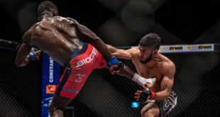 EFC 55 bringing 10 exciting MMA fights