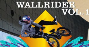 Wallrider Vol.1 BMX contest