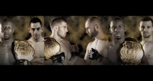 EFC 56 bring the final fight night of 2016 to Carnival City